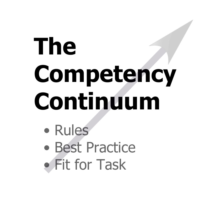 Competency Continuum