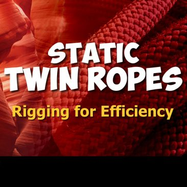 Static Twin Ropes