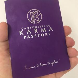 Canyoneering Karma Passport