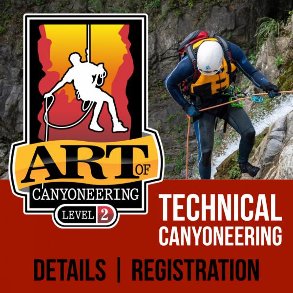 ART of Canyoneering, Level 2