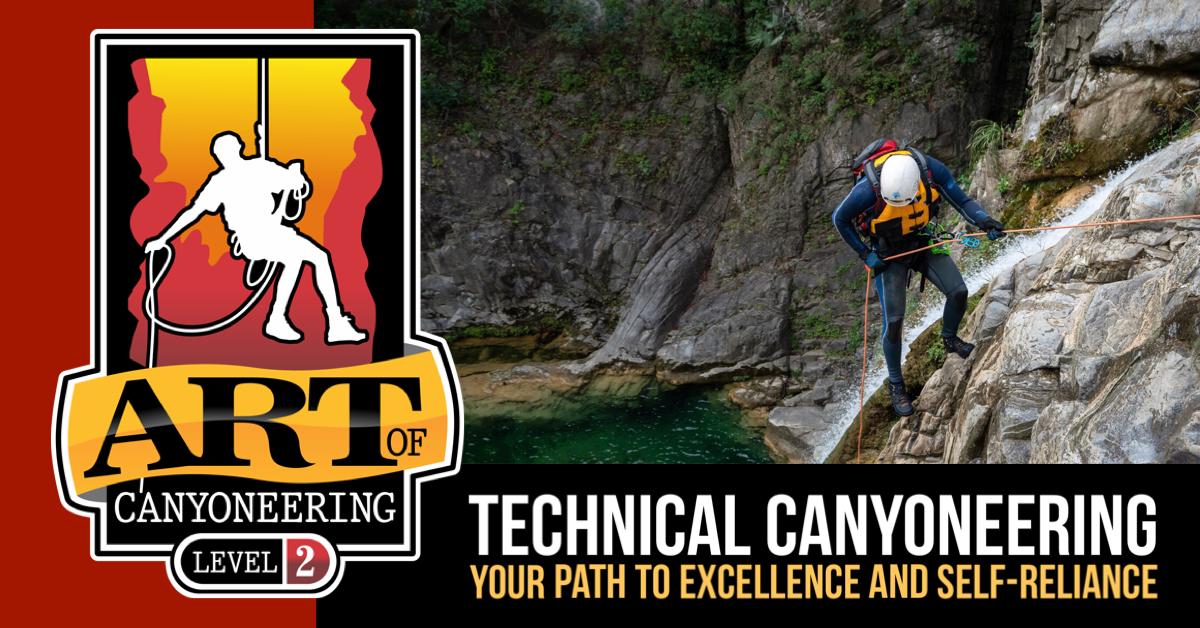 Technical Canyoneering