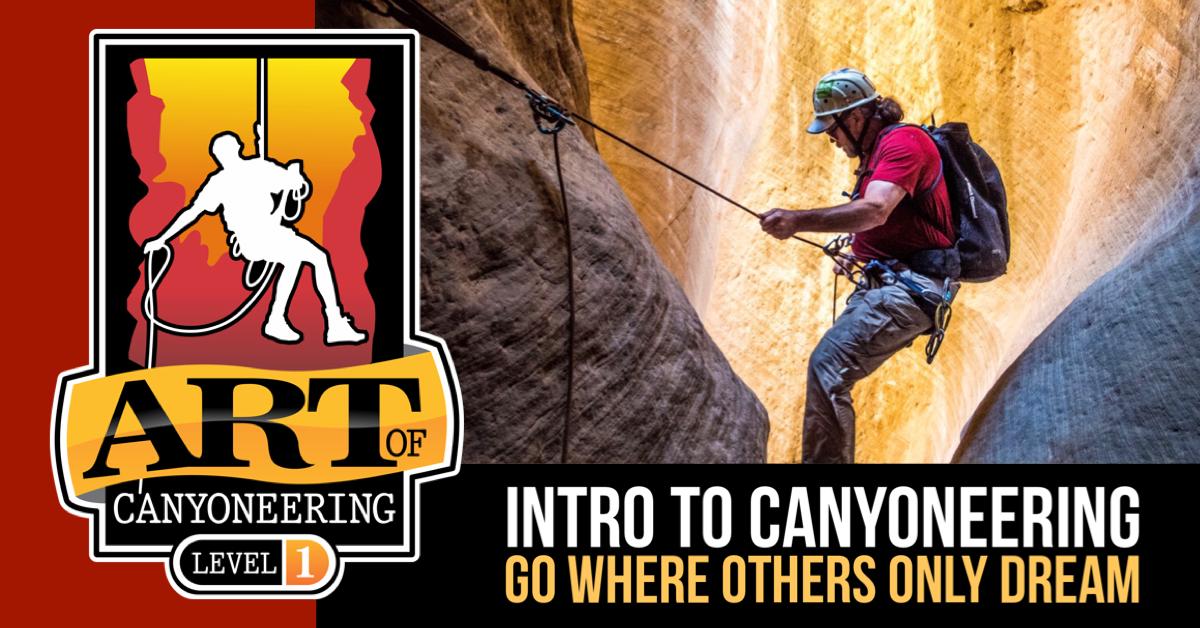 Intro to Canyoneering