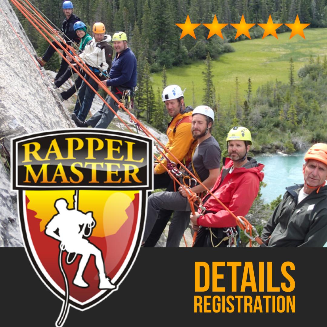Rappel Master Course